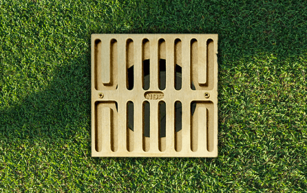 Pipe Grate Options