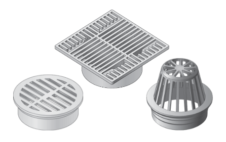 Pipe Grate Covers Sizes