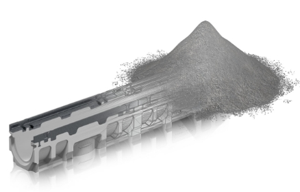 FILCOTEN Fiber-Reinforced Concrete Trench Drain