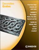 NDS Decorative Grates Brochure