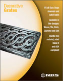 NDS Decorative Grates Brochure