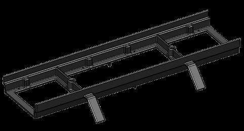 Dura Slope Ductile Iron Frame