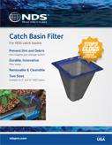 Catch Basin Filter Sell Sheet