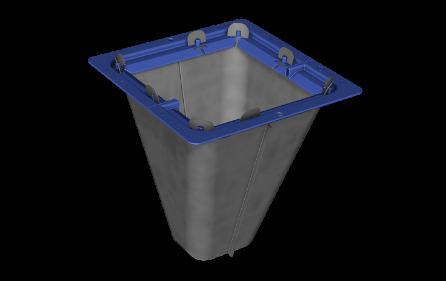Square Catch Basin Accessories