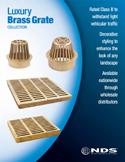 NDS Brass Grates Brochure