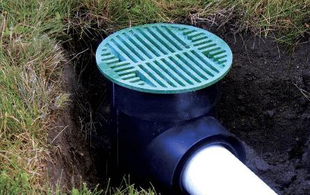 """6"""" Round Spee-D Catch Basin Design"""