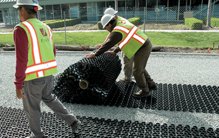 NDS Honor Roll Cemetery Drainage Solution