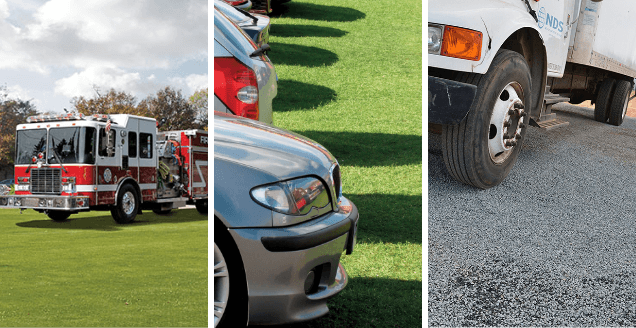 Tufftrack Grass Paver Product Features